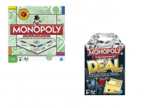 Набор 4330121A игр Monopoly St + Monopoly Mill deal - bundle MONOPOLY HASBRO